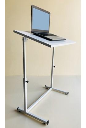 Laptop Masası ve Sehpası (Yükseklik ve Eğim Ayarlı)