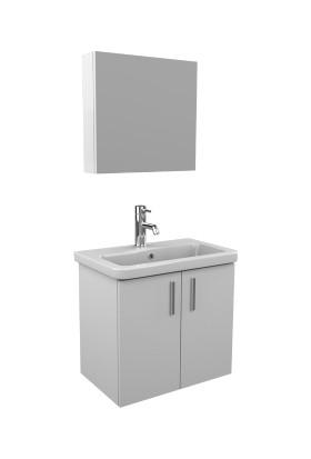 Ece Banyo Slim Smart 60 Banyo Dolabı