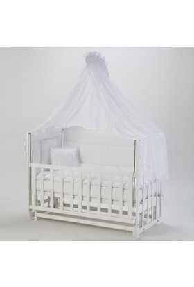 Babycom Anne Yanı Beyaz 60*120