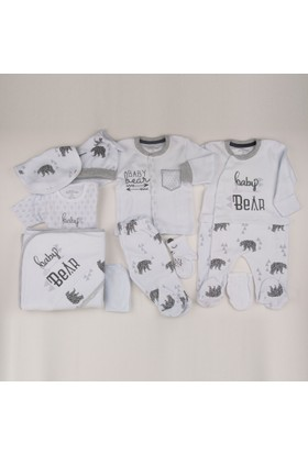 Aziz Bebe 10162 Erkek Bebek 10'Lu Hastane Çıkışı