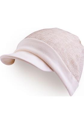 Kitikate Organik Jaunty Bebek Şapka