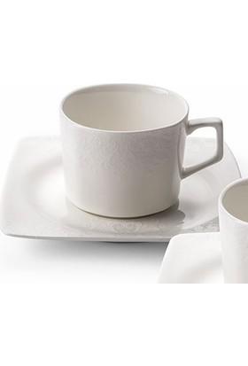 Emsan 12 Parça 6 Kişilik Porselen Kahve Fincan Takımı BEF-203