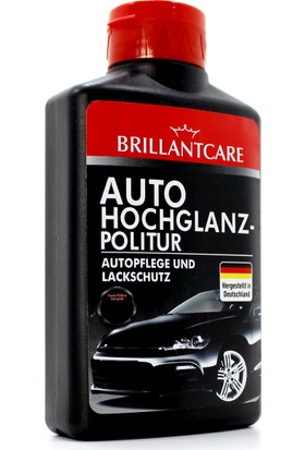BrillantCare Hochlanz Politur Teflon'lu Cila 103768
