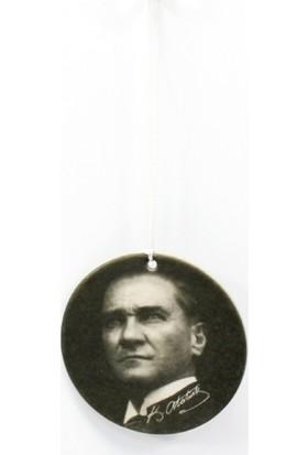 Modacar Atatürk Desenli Asma Koku 422244