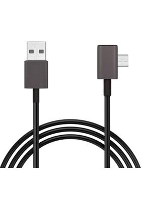 Case 4U USB-C / Type-C USB Kablo Yan Soketli Data ve Şarj - Oyun Kablosu 1m