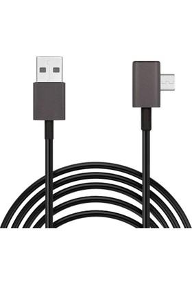 Case 4U USB-C / Type-C USB Kablo Yan Soketli Data ve Şarj - Oyun Kablosu 2m