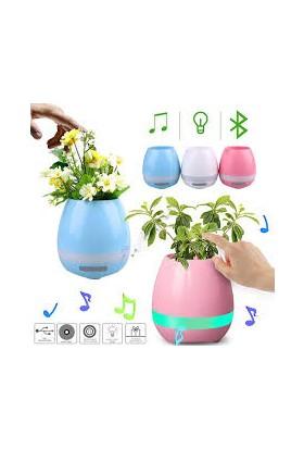 Smart Music Flower Pot Mavi