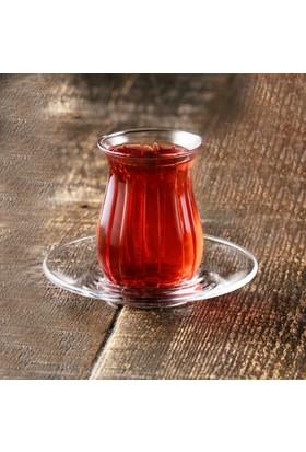 Paşabahçe 12 Parça Lınka Çay Seti
