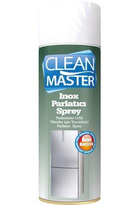 Clean Master İnox Parlatıcı Sprey 500 ml