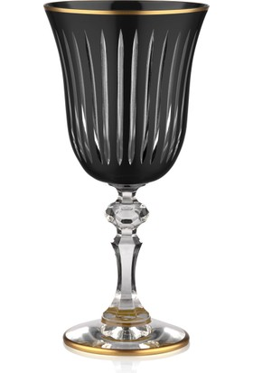 Koleksiyon Grace Brd St 6Lı Prestıge Siyah Mat Altın