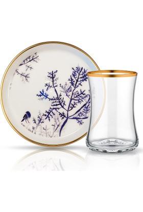 Koleksiyon Tıryakı Çay Set 6'Lı Bb Bahar