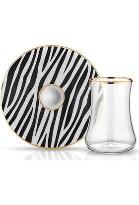 Koleksiyon Dervısh Çay Set 6'Lı Zebra