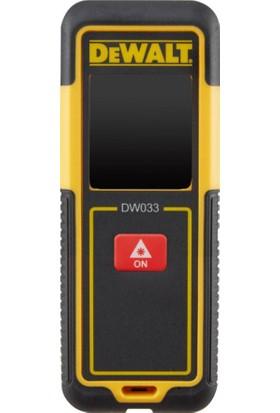 DEWALT DW033 Lazer Metre 30 mt