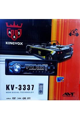 Kingvox Kv 3337 Sd/Usb/Aux Oto Teyp