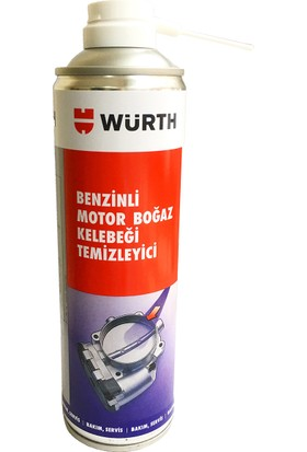 Würth Motor Boğaz Kelebeği Temizleyici 500 ml