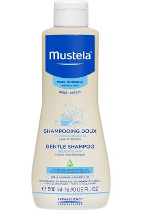 Mustela Gentle Shampoo Bebek Şampuan 500 ml