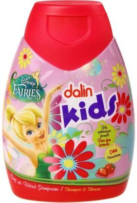 Dalin Kids Saç ve Vücut - Çilek 300 ml