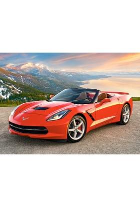 Castorland 300 Parça Chevrolet Corvette Convertible Premium Puzzle