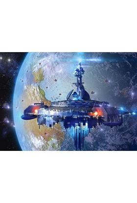 Castorland 120 Parça Uzay Gemisi Çocuk Puzzle