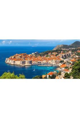 Castorland 4000 Parça Puzzle - Dubrovnik Hırvatitan