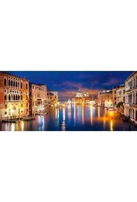 Castorland Venedik Büyük Kanal 600 Parça Panorama Puzzle