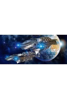 Castorland 600 Parça Uzay Araştırması Puzzle