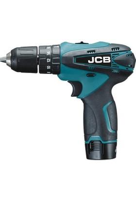 Jcb Power X Technology Professional 14,4 V 3 Ah Lıon Çift Akülü Vidalama