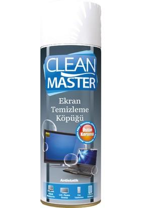 Clean Master Ekran Temizleme Köpüğü 500 ml