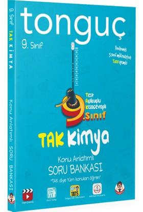 Tonguç Akademi Yayınları 9. Sınıf TAK Kimya Konu Anlatımlı Soru Bankası