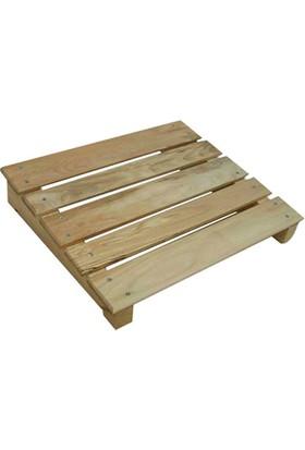 Wooden Gold Masa Altı Ayaklık Ergonomi