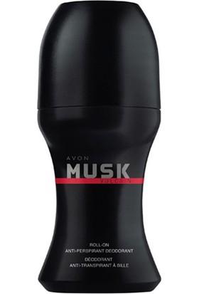 Avon Musk Vulcain Erkek Roll-On 50Mı.