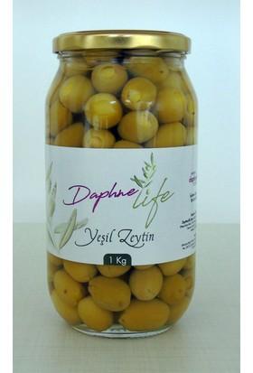 Daphnelife Limon Dolgulu Yeşil Zeytin Kg