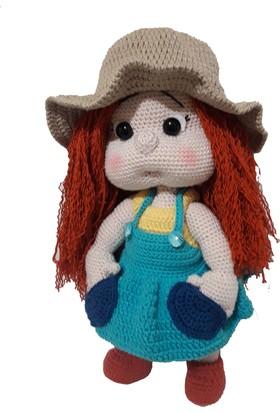 Knitting Toy El Örgüsü - Amigurumi - Sevimli Bebek