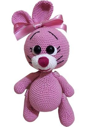 Knitting Toy El Örgüsü - Amigurumi - Sevimli Tavşan