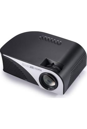 Bluecat Rd805B 1200 Lümen Mini Led Projeksiyon Cihazı