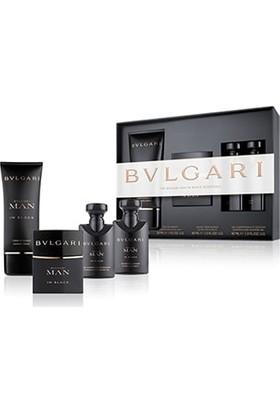 Bvlgari Man İn Black 30Ml Erkek Parfüm Hediye Seti
