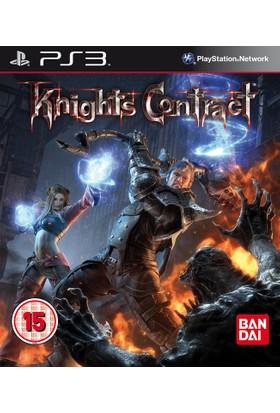 Knights Contract Ps3 Oyunu