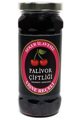Palivor Çiftliği Şeker İlavesiz Vişne Reçeli (280Gr)