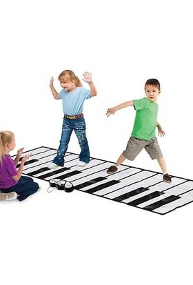 Sürpriz Oyuncak Eğitici Piyanolu Oyun Halısı