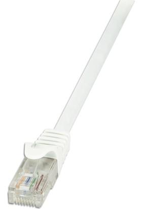 Logilink Cp2021U Econline Cat6 U/Utp Patch Kablo Awg 24/7 Beyaz 50Cm