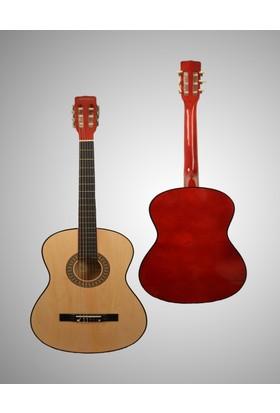 Andres Naturel Tam Boy Klasik Gitar