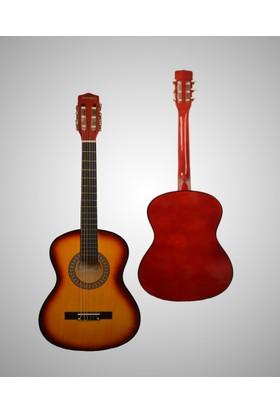 Andres Klasik Gitar Günbatımı Tam Boy
