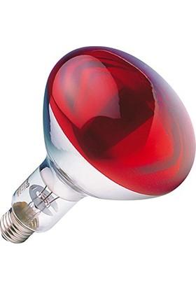 Phılıps 250W İnfrared Isıtan Lamba Kırmızı