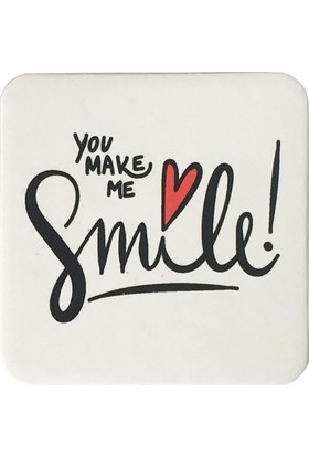 Gogo Smile&Love Bardak Altlığı Seti