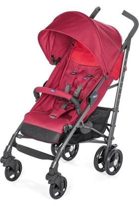 Chicco Lite Way3 Top BB Baston Bebek Arabası Kırmızı
