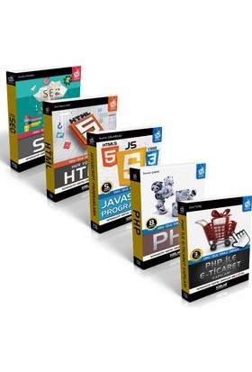 Php Tabanlı Web Tasarım Seti (5 Kitap)