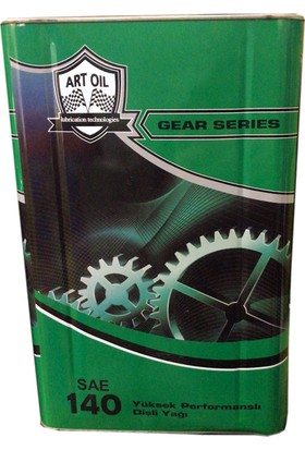 Artoil Gear SAE 140 - 16 L
