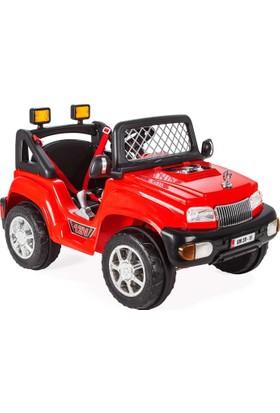 Baby & Toys Samy Range Akülü Araba