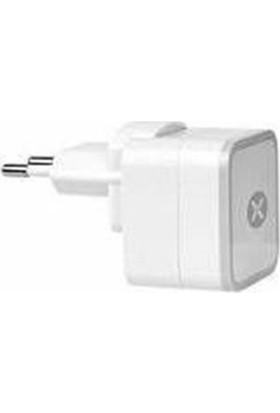 Dexim DCA731 2.4A Duvar Şarj Cihazı Beyaz