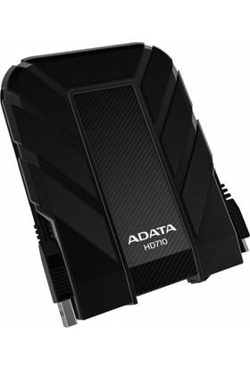 "Adata HD710P 2TB 2.5"" USB 3.1 Suya Darbeye Dayanıklı Taşınabilir Disk AHD710P-2TU31-CBK"